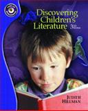 Discovering Children's Literature, Hillman, Judith, 0130423327