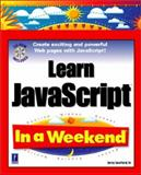 Learn JavaScript in a Weekend, Ford, Jerry Lee, Jr., 076153332X
