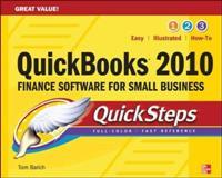 QuickBooks 2010 QuickSteps, Barich, Thomas and Barich, Thomas A., 0071633324
