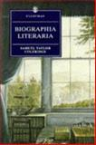 Biographia Literaria, Samuel Taylor Coleridge, 0460873326
