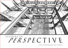 Studies in Perspective, Jan Vredeman de Vries, 0486473325