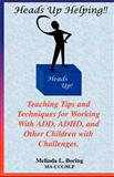 Heads up Helping!, Melinda Boring, 1553693329