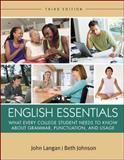 English Essentials, Langan, John, 0073533327