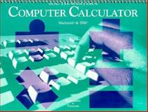 Computer Calculator, Muncaster, Barbara and Prescott, Susan, 0538623322