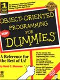 Object-Oriented Programming for Dummies, Webster, Bruce, 1568843321
