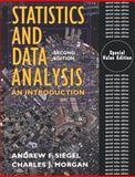 Statistics and Data Analysis 9780471293323