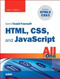 Sams Teach Yourself HTML, CSS, and JavaScript All in One, Julie C. Meloni, 0672333325