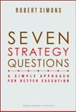 Seven Strategy Questions