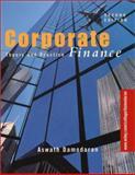 Corporate Finance : Theory and Practice, Damodaran, Aswath, 0471283320
