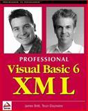 Professional Visual Basic 6 XML, WROX Author Team, 1861003323