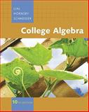 College Algebra Value Pack (includes Student Solutions Manual for College Algebra and Video Lectures on CD with Optional Captioning for College Algebra), Lial and Lial, Margaret L., 0321533321