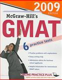 McGraw-Hill's GMAT, 2009 Edition, Hasik, James and Rudnick, Stacey, 0071583327