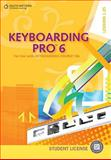 Keyboarding Pro 6, Student License (with User Guide and CD-ROM), Western, South and VanHuss, Susie, 0840053320
