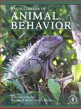 Encyclopedia of Animal Behavior, , 0080453333