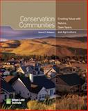 Conservation Communities, Edward T. McMahon, 0874203333