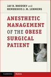 Anesthetic Management of the Obese Surgical Patient, Brodsky, Jay B. and Lemmens, Hendrikus J. M., 1107603331