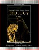 Selected Material from Biology Volume Three : Evolution, Diversity, and Ecology, Brooker, Robert J. and Widmaier, Eric P., 0073353337