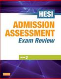 Admission Assessment Exam Review, HESI Staff, 1455703338