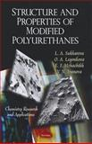 Structure and Properties of Modified Polyurethanes, Sukhareva, L. A. and Legonkova, O. A., 1617613339