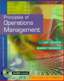 Principles of Operations Management, Heizer, 0130763330