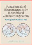 Fundamentals of Electromagnetics for Electrical and Computer Engineering, Rao, Nannapaneni Narayana, 0136013333