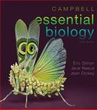 Campbell Essential Biology, Simon, Eric J. and Reece, Jane B., 0321763335