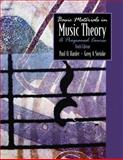 Basic Materials in Music Theory : A Programmed Course, Harder, Paul O. and Steinke, Greg A., 0130993336