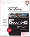 CompTIA Security+ SY0-401, Prowse, David L., 0789753332