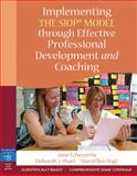 Implementing the SIOP Model Through Effective Professional Development and Coaching, Echevarria, Jana and Short, Deborah J., 0205533337