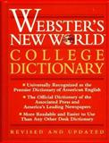 New World Dictionary : College Edition - Indexed, Webster's New World Staff, 0028603338