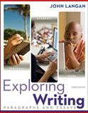 Exploring Writing : Paragraphs and Essays, Langan, John, 0073533335
