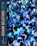 Effective Human Relations : A Guide to People at Work, Baron, Robert A. and Paulus, Paul B., 0205293336