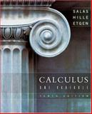 Calculus : One Variable, Salas, Saturnino L. and Etgen, Garret J., 0470073330