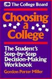 Choosing a College, Miller, Gordon P., 0874473330