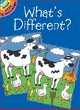 What's Different?, Fran Newman-D'Amico, 0486423344