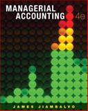 Managerial Accounting, Jiambalvo and Jiambalvo, James, 0470333340