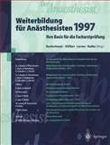 Der Anaesthesist Weiterbildung Für Anästhesisten 1997, , 3540633340