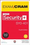 CompTIA Security+ SY0-401 Authorized Exam Cram, Hausman, Kirk and Weiss, Martin, 0789753340