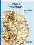 Patterns of World History since 1750, Von Sivers, Peter and Stow, George B., 0195333349