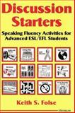 Discussion Starters, Keith S. Folse, 0472083341