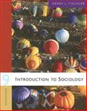 Introduction to Sociology, Tischler, Henry L., 0495093343
