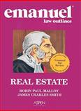 Emanuel Law Outlines Real Estate : Aspenlaw Studydesk Bonus Pack, Malloy, Robin Paul, 073558334X