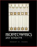 Microeconomics and Behavior, Frank, Robert H., 0072483342