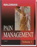Pain Management, Waldman, Steven D., 0721603343