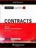 Contracts : Keyed to Barnett, Casenotes Publishing Co., Inc. Staff and Briefs, Casenote Legal, 0735563349