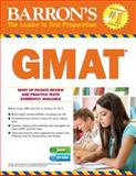 Barron's GMAT with CD-ROM, R. Bobby Umar and Carl S. Pyrdum III, 1438073348