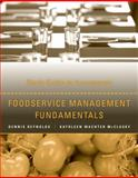 Foodservice Management Fundamentals, Reynolds, Dennis and McClusky, Kathleen W., 1118363345