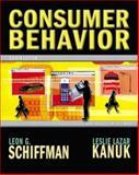 Consumer Behavior, Schiffman, Leon G. and Kanuk, Leslie Lazar, 0130673358