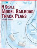 N Scale Model Railroad Track Plans, Russ Larson, 0890243352