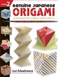 Genuine Japanese Origami, Jun Maekawa, 0486483355